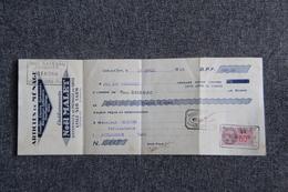 Lettre De Change - LISLE SUR TARN, Noel MALET, Articles De Ménage - Bills Of Exchange
