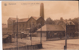 Mariemont - La Station Et Le Puits St Arthur - Morlanwelz