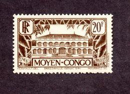 Congo N°134 N* TB  Cote 45 Euros !!! - Nuevos