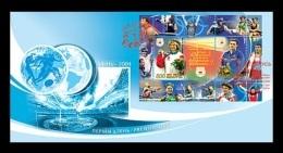 FDC Belarus 2004 Mih. 561/62 (Bl.41) Belarus Sportsmen At Olympic Games In Athens - Bielorussia