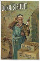 PUBLICITE - COGNAC BISQUIT Cognac - Werbepostkarten
