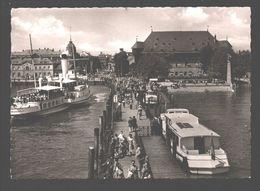 Konstanz Am Bodensee - Hafen Mit Konzil - 1956 - Animiert - Konstanz