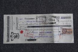 Lettre De Change -BEDARRIDES , Pâtes Alimentaires COCORICO. - Bills Of Exchange
