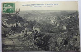 VUE GÉNÉRALE - VALLÉRYSTHAL - France
