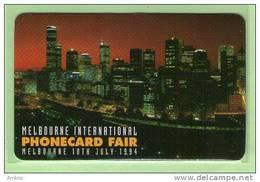 Australia - Paytel - Specimen - 1994 Phonecard Fair, Melbourne, 10 July - Mint - Australien