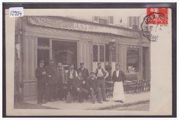 CHARMES EN BRIE - CAFE DE LA GARE - TB - Autres Communes