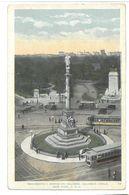 USA Stati Uniti New York Monumento A Cristoforo Colombo Columbus Circle Non Viaggiata - NY - New York