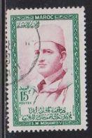MOROCCO Scott # 3 Used - Morocco (1956-...)