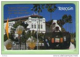 New Zealand - 1994 Singapore Phonecard Expo - $5 Spot - NZ-E-11 - VFU - New Zealand