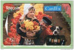 New Zealand - 1994 Cardex 94 - $5 Spot - NZ-E-18 - Mint - New Zealand