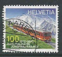Zwitserland, Mi 2233 Jaar 2012,  Gestempeld, Zie Scan - Oblitérés
