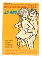 Monsieur ... On A L'age De Son Zizi - 4072 - Humour