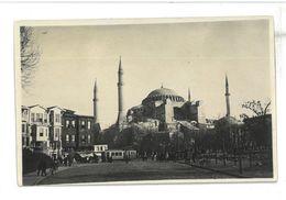 Turchia Istanbul Chiesa Santa Sofia Non Viaggiata - Turchia