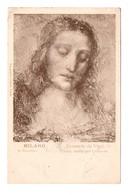 """ART . TABLEAU . LEONARDO DA VINCI . """" CRISTO, STUDIO PEL CENACOLO """" . MILANO . Paris - Réf. N°18272 - - Paintings"""