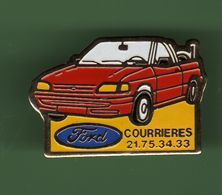 FORD *** COURRIERES *** A003 - Ford