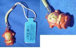 Decorative Strap : Monkey ( Grelot ) - Charms