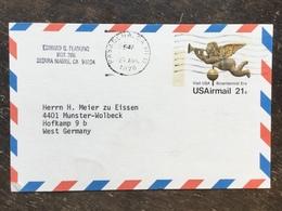 K5 USA Etats-Unis Stationery Entier Postal Ganzsache Unused Psc Visit USA - Postal Stationery