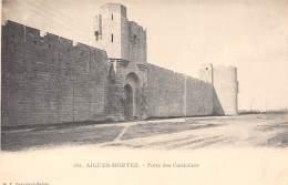 30 - AIGUES-MORTES - Porte Des Cordeliers - Aigues-Mortes