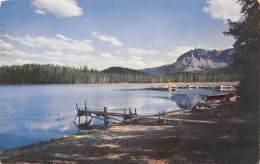 Central OREGON - Paulina Lake And Paulina Peak - Non Classés