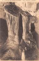 """Grotte De REMOUCHAMPS - Les """"Colonnes Cannelées"""" - Aywaille"""