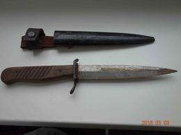 Poignard De Tranchée Allemand - Knives/Swords