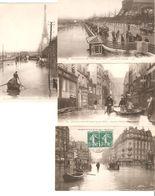 LOT 19 CPA Inondations De Paris - Crue De La Seine - Janvier 1910 - De Overstroming Van 1910