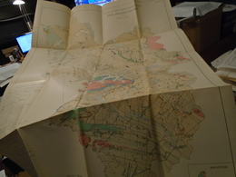 INDE Géologie : BRIGADA GEOLOGICO-MINEIRA DO ESTADO DA INDIA  A GEOLOGIA DO DISTRITO DE GOA  1958  GERHARD OERTEL - Livres, BD, Revues