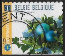 Belgium 2009 Christmas 1st Int Type 1 Good/fine Used [36/30462/ND] - Belgium