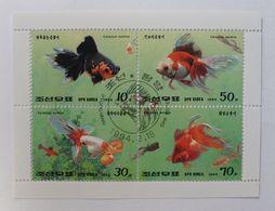 4 Stamps : North Korea - Blocks & Sheetlets