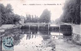 14 - Calvados -  CAEN -   La Passerelle - Caen