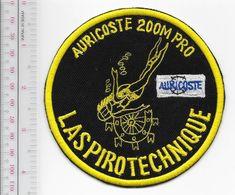 SCUBA Diving France La Spirotechnique Auricoste 200M Pro Watch Patch - Diving