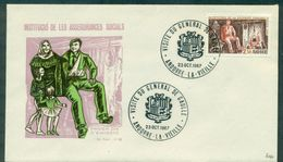 DE GAULLE 1967 ANDORRE VISITE DU GENERAL TB. - De Gaulle (Général)
