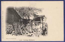 CPA VIETNAM - INDOCHINE - COLLECTION DE L'UNION COMMERCIALE INDOCHINOISE, YUNNAN - CORTEGE MILITAIRE - Viêt-Nam