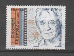 FRANCE / 2016 / Y&T N° 5034 : Georges Charpak - Choisi - Cachet Rond - France