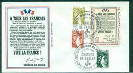 DE GAULLE 1980 Expo De Radio France Paris TB. - De Gaulle (General)