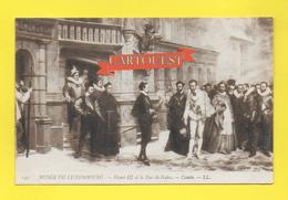 CPA Musée Du Luxembourg Henri III Et Le Duc De Guise - Comte ( Edit. L.L. ) - History