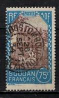 SOUDAN      N° YVERT  :   75   ( 23 )         OBLITERE       ( S D ) - Oblitérés