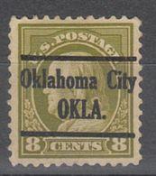 USA Precancel Vorausentwertung Preo, Locals Oklahoma, Okahoma City 228, Perf. 11x11 - Vereinigte Staaten