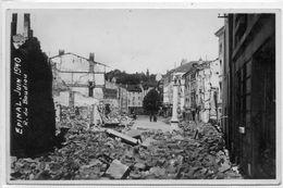 88   EPINAL     Juin 1940  Rue Du Boudiou - Epinal