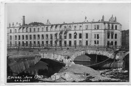 88   EPINAL     Juin 1940  Le Lycée - Epinal