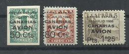CANARIAS EDIFIL   20/22    MH  * - España