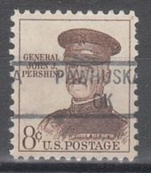 USA Precancel Vorausentwertung Preo, Bureau Oklahoma, Pawhuska 841 - Vereinigte Staaten