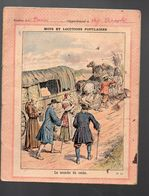 Cahier D'écolier Couv Illustrée LA MOUCHE DU COCHE (n°11) (F.1188) - Book Covers