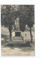 Saint Seine Abbaye Monument à La Mémoire Des Soldats Morts à La Guerre De 1914 1918 - Otros Municipios