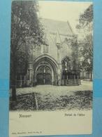 Nieuport Portail De L'Eglise - Nieuwpoort