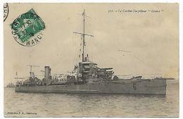 Le Contre-torpilleur GLAIVE - Krieg