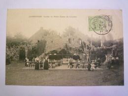 QUAREGNON  :  GROTTE De  NOTRE-DAME De LOURDES   1909   XXX - Quaregnon