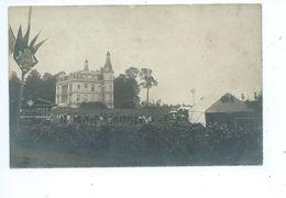 Jette - Château Du Weygaerd ( Photocarte ) - Jette