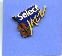 Select Jazz - Contrebasse - Musik