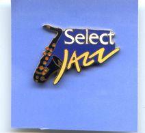 Select Jazz - Saxophone - Musik